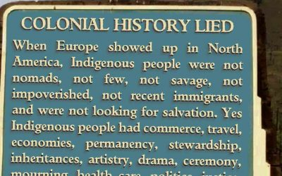 Decolonizing BC's Roadside History