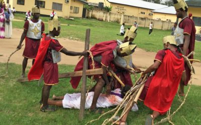 Theatre and Community at a Nigerian University