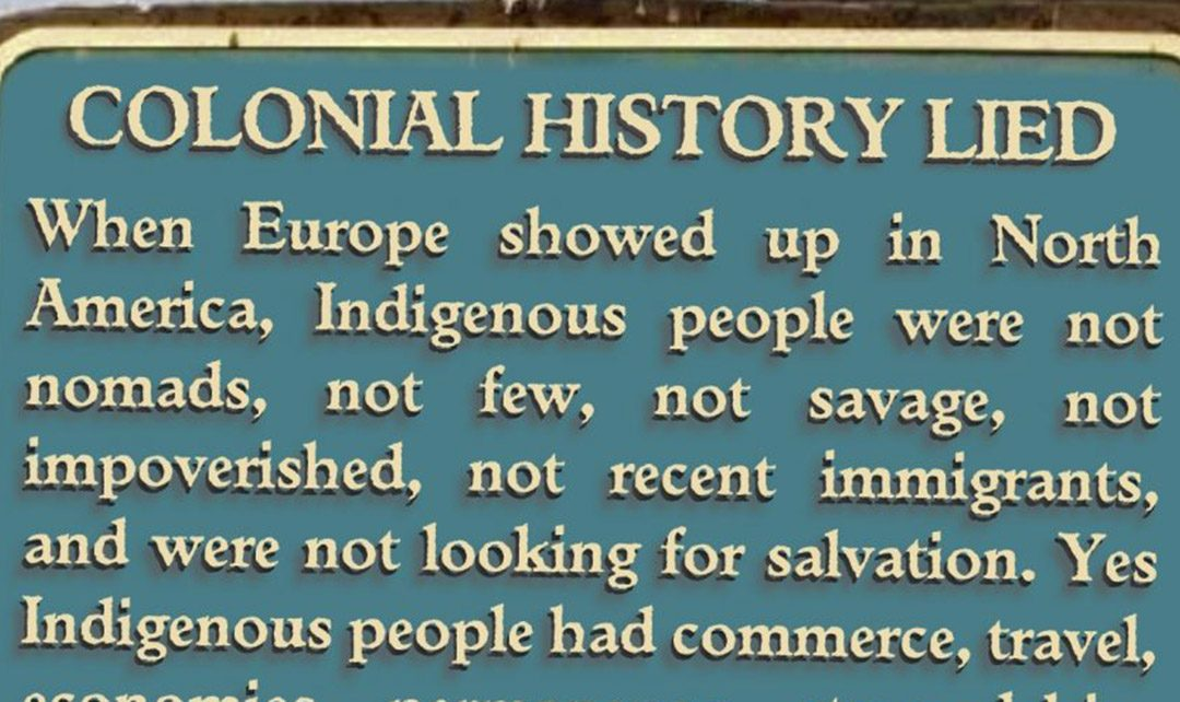 Decolonizing BC's Roadside History