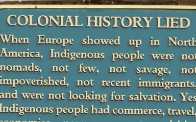Decolonizing B.C.'s Roadside History