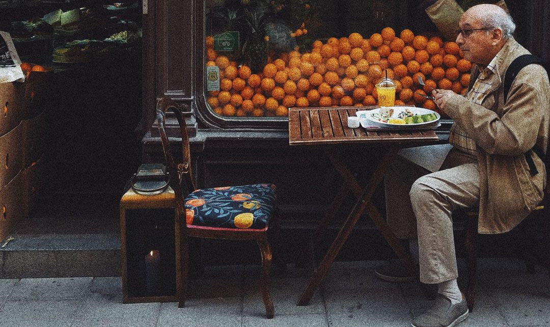 Alone Time: An Urban Foodie on Dining Solo (AUDIO)