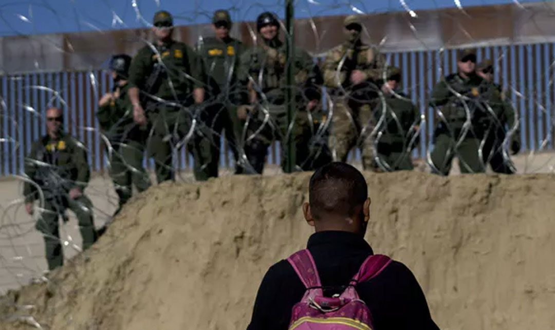 The bogus demonization of the 'migrant caravan'