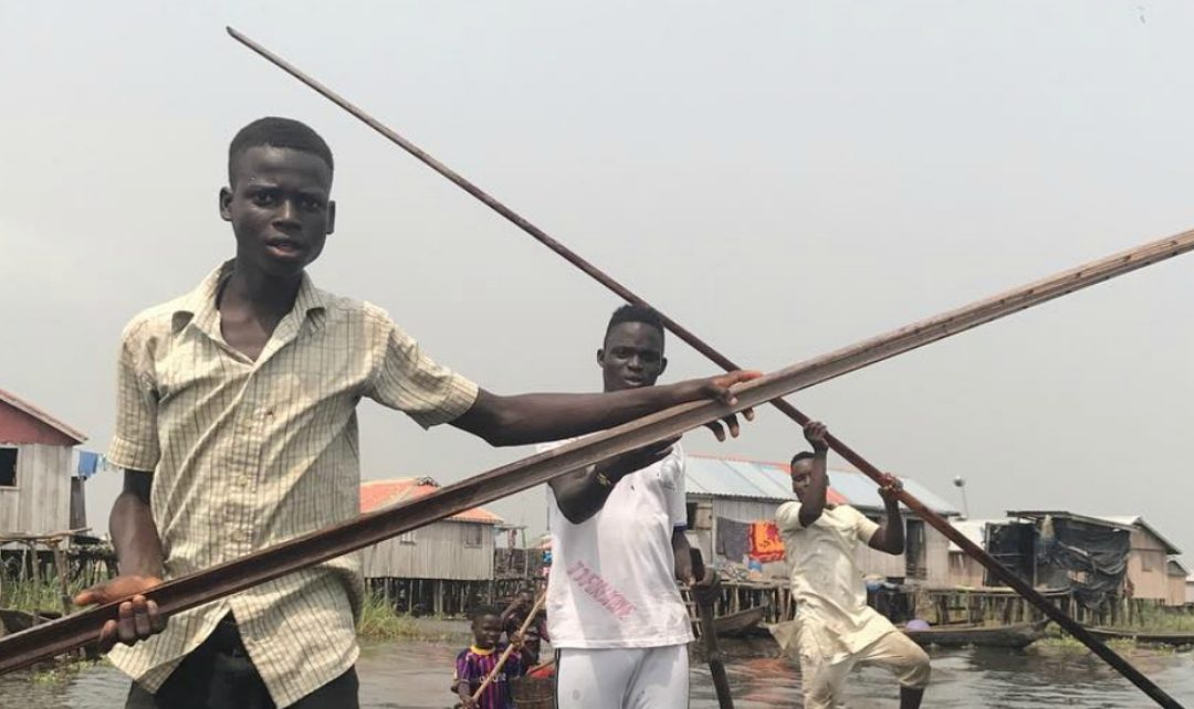 Water as Protector: Divinities of Vodoun in Benin