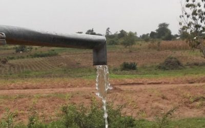 Developing a Way to Measure Water Insecurity