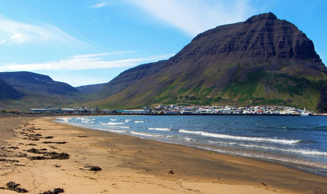 Cleaning the Beaches in Iceland's Remote Westfjords